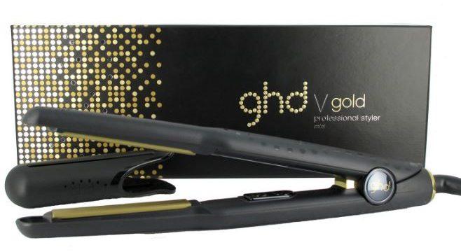 lisseur GHD gold mini